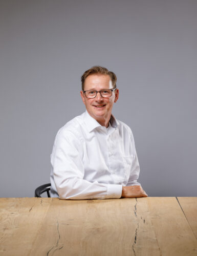 Portrait Pascal Hartmann